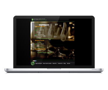 Funkwerks Brewery Web Design brought to you by Karlyle Walker and Lifebloom Creative
