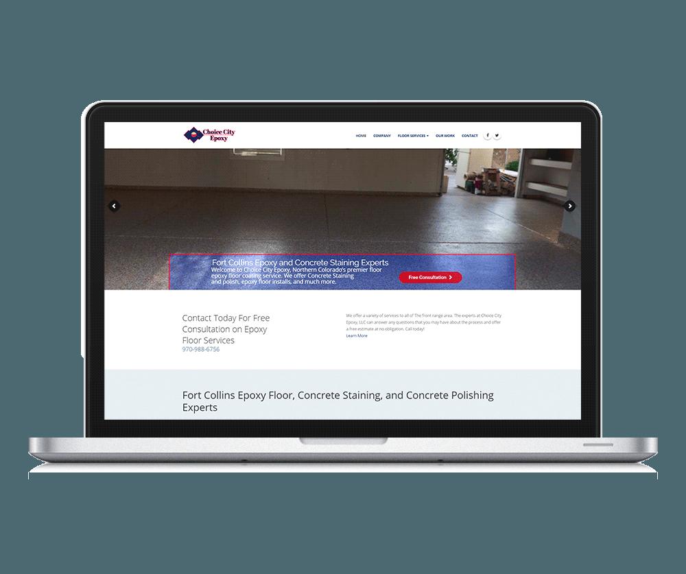 Fort Collins Website Design, WordPress SEO, & WordPress Development