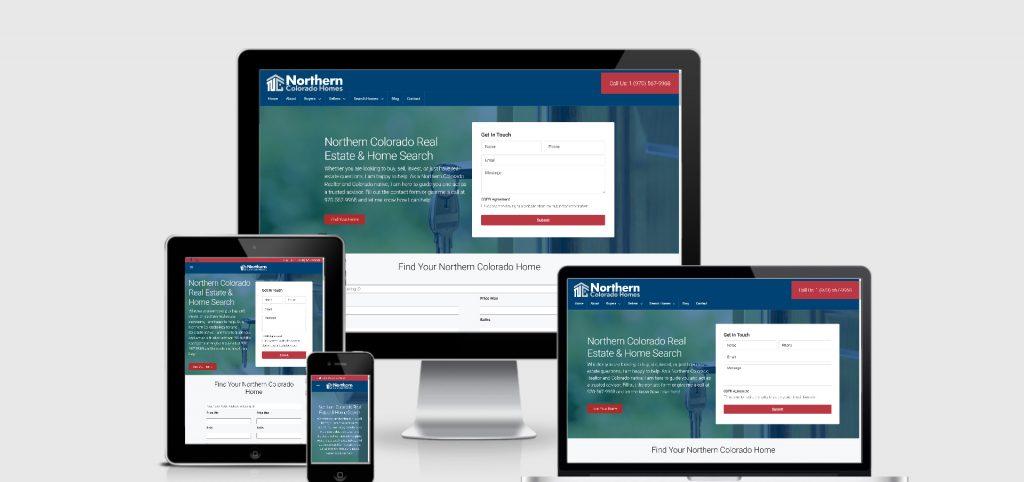 Northern-Colorado-Homes-responsive-website-design